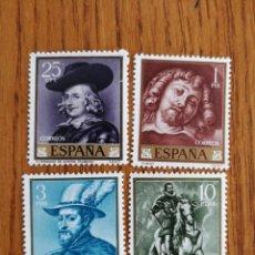 Sellos: ESPAÑA: 1434/37 MNH, RUBENS. Lote 156649961