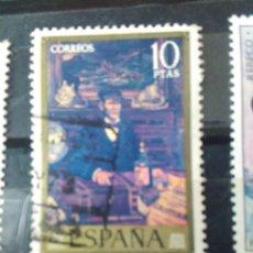 Sellos: EDIFIL 2082 DE LA SERIE: SOLANA. DIA DELSELLO. AÑO 1972. Lote 155892010