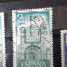 Sellos: EDIFIL 2111 DE LA SERIE: MONASTERIO DE SANTO TOMAS. AVILA. AÑO 1972. Lote 155898794
