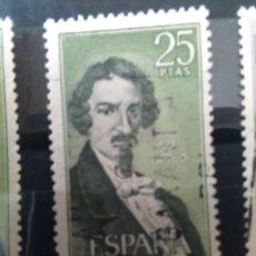Sellos: EDIFIL 2072 DE LA SERIE: PERSONAJES ESPAÑOLES. AÑO 1972. Lote 155901126