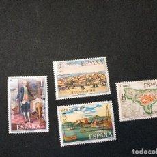 Sellos: 12 OCT HISPANIDAD PUERTO RICO 1972. Lote 156777014