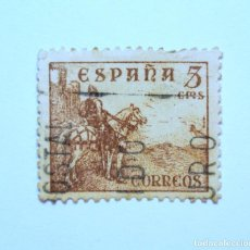 Sellos: SELLO POSTAL ESPAÑA 1949, 5 CMS, EL CID , USADO. Lote 157991706