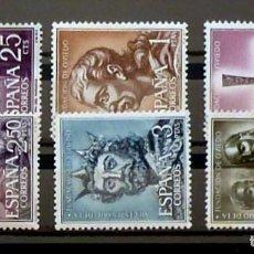 Sellos: SELLOS ESPAÑA 1961- FOTO 778, COMPLETA,NUEVA CON FIJASELLOS. Lote 158710446