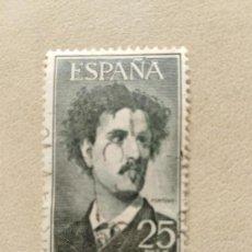 Sellos: SELLO ESPAÑA EDIFIL 1164 FORTUNY. Lote 159121130