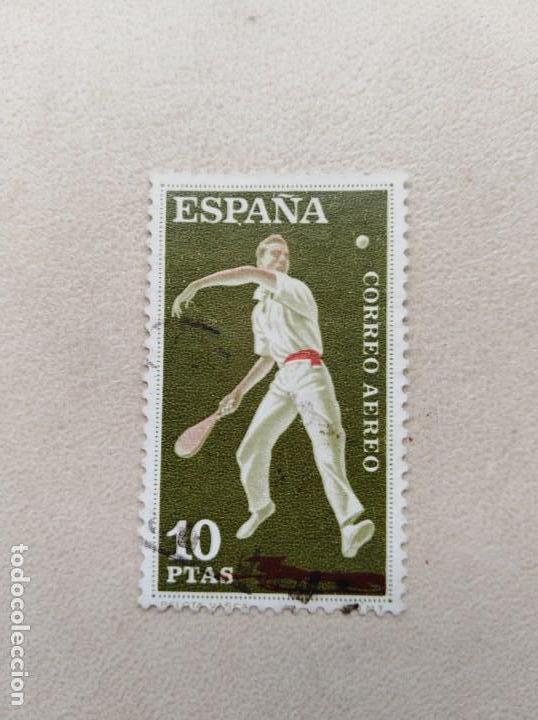 SELLO ESPAÑA EDIFIL 1319 (Sellos - España - II Centenario De 1.950 a 1.975 - Usados)