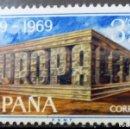 Sellos: SELLOS ESPAÑA 1969 - FOTO 044 - Nº 1921, NUEVO. Lote 160414550