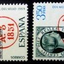 Sellos: SELLOS ESPAÑA 1969 - FOTO 045 - Nº 1922 , NUEVO. Lote 160414698