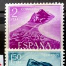 Sellos: SELLOS ESPAÑA 1969 - FOTO 052 Nº 1933 COMPKLETA, NUEVO. Lote 160415474