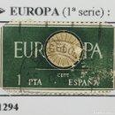Sellos: SELLO EUROPA 1960, NUM 1294. Lote 160727105
