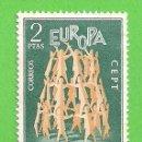Sellos: EDIFIL 2090. EUROPA-CEPT. (1972). NUEVO SIN GOMA.. Lote 161085082