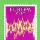 Sellos: EDIFIL 2091. EUROPA-CEPT. (1972).** NUEVO SIN FIJASELLOS.. Lote 161085298
