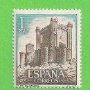 Sellos: EDIFIL 2093. CASTILLOS DE ESPAÑA - SAJAZARRA, LOGROÑO. (1972).** NUEVO SIN FIJASELLOS.. Lote 161085814