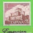 Sellos: EDIFIL 2095. CASTILLOS DE ESPAÑA - BIAR, ALICANTE. (1972).** NUEVO SIN FIJASELLOS.. Lote 161086094