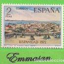 Sellos: EDIFIL 2108. HISPANIDAD. PUERTO RICO - SAN JUAN DE PUERTO RICO. (1972).** NUEVO SIN FIJASELLOS.. Lote 161088078