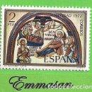 Sellos: EDIFIL 2115. NAVIDAD - PINTURAS DE LA BASÍLICA DE SAN ISIDORO, LEÓN. (1972).** NUEVO SIN FIJASELLOS.. Lote 161091070
