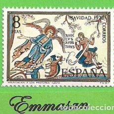 Selos: EDIFIL 2116. NAVIDAD - PINTURAS DE LA BASÍLICA DE SAN ISIDORO, LEÓN. (1972).** NUEVO SIN FIJASELLOS.. Lote 161091414