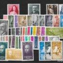 Sellos: ESPAÑA AÑOS 1954 Y 1955. Lote 161115370