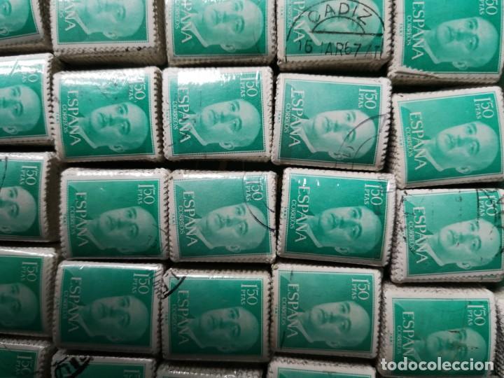 Sellos: Más 5500 sellos usados Franco 1956 - Foto 2 - 161126234