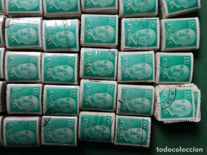 Sellos: Más 5500 sellos usados Franco 1956 - Foto 3 - 161126234