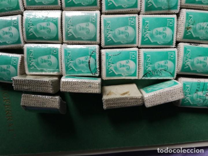 Sellos: Más 5500 sellos usados Franco 1956 - Foto 6 - 161126234