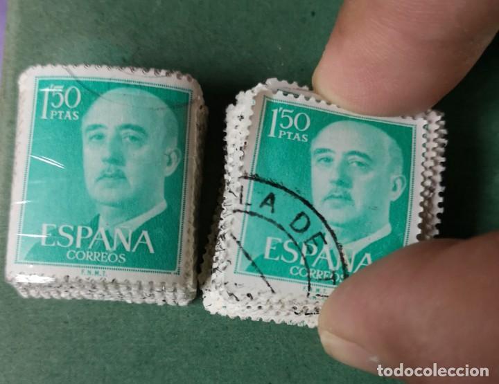 Sellos: Más 5500 sellos usados Franco 1956 - Foto 11 - 161126234