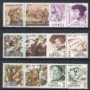 Sellos: ESPAÑA 1978 ** NUEVOS EDIFIL 2460/2468 - 5/27. Lote 164901110