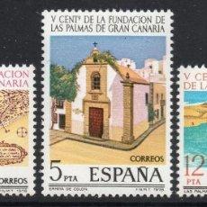 Briefmarken - ESPAÑA 1978 ** NUEVOS EDIFIL 2477/2479 - 5/27 - 164901250