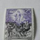 Sellos: SELLO ESPAÑA EDIFIL 1474 AÑO 1962. M. SANTO ROSARIO NUEVO. Lote 164936713