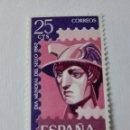 Sellos: SELLO ESPAÑA EDIFIL 1431 AÑO 1962. DIA MUNDIAL DEL SELLO NUEVO. Lote 164942050