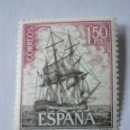 Sellos: SELLO ESPAÑA EDIFIL 1606 AÑO 1964. MARINA ESPAÑOLA NUEVO. Lote 164949984