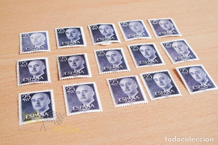 Sellos: Sellos 25 CTS - Franco - Foto 2 - 167785500
