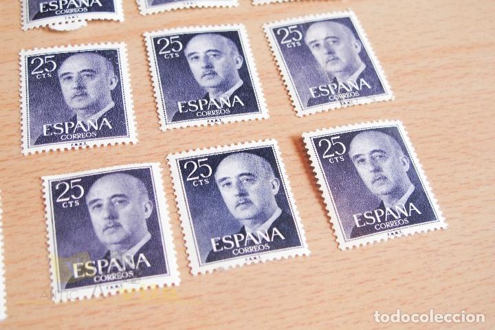 Sellos: Sellos 25 CTS - Franco - Foto 3 - 167785500
