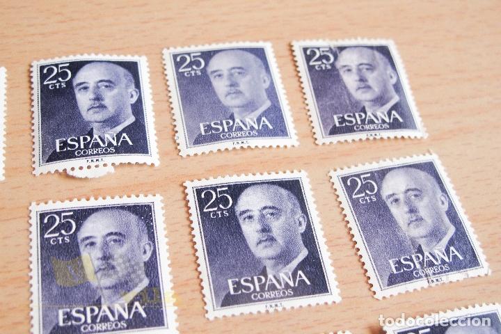 Sellos: Sellos 25 CTS - Franco - Foto 4 - 167785500