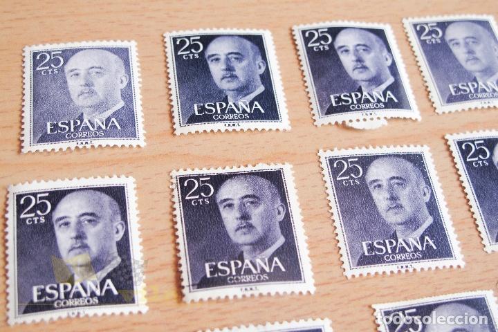 Sellos: Sellos 25 CTS - Franco - Foto 5 - 167785500