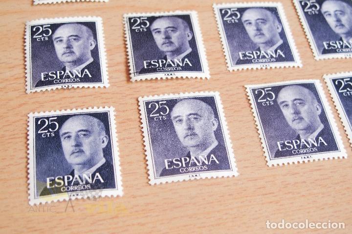 Sellos: Sellos 25 CTS - Franco - Foto 6 - 167785500