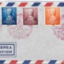 Sellos: ISABEL LA CATOLICA. EMISION TERRESTRE EDIFIL 1092-1096. . Lote 169083684