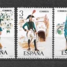 Sellos: ESPAÑA 1975 ** NUEVO EDIFIL 2277/2281 - 6/12. Lote 169207420