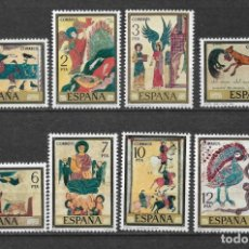 Sellos: ESPAÑA 1975 ** NUEVO EDIFIL 2284/2291 - 6/12. Lote 169208284