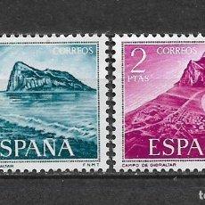 Sellos: ESPAÑA 1969 ** NUEVO EDIFIL 1933/1934 - 6/12. Lote 169209368