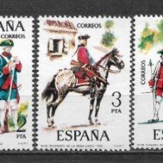 Sellos: ESPAÑA 1975 ** NUEVO EDIFIL 2236/2240 - 6/12. Lote 169210028