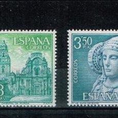 Sellos: ESPAÑA 1969 - EDIFIL 1935/1938** - SERIE TURÍSTICA GRUPO VI. Lote 170032512