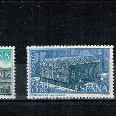 Sellos: ESPAÑA 1969 - EDIFIL 1946/1948** - MONASTERIO DE LAS HUELGAS. Lote 170032596
