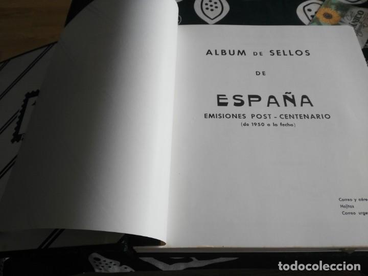 Sellos: ALBUM DE SELLOS CON 268 USADOS 1950 -1981 - Foto 6 - 170425192