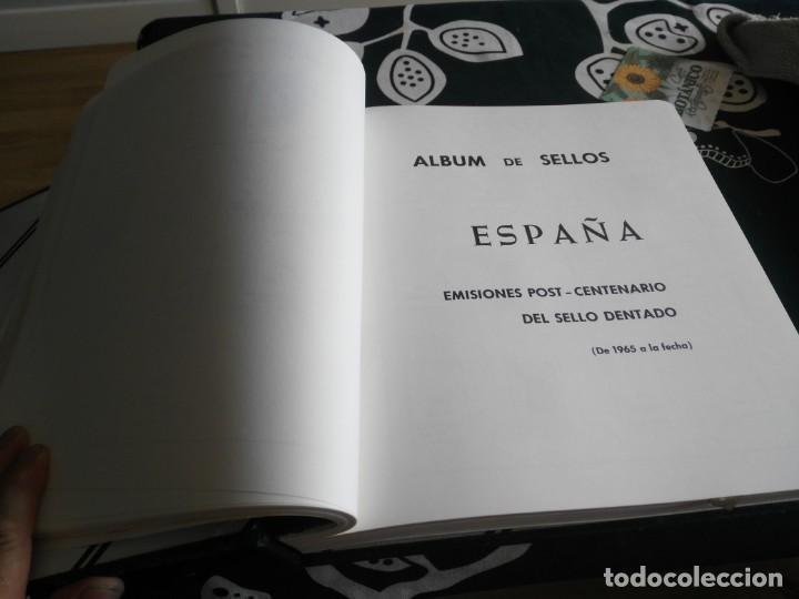 Sellos: ALBUM DE SELLOS CON 268 USADOS 1950 -1981 - Foto 12 - 170425192