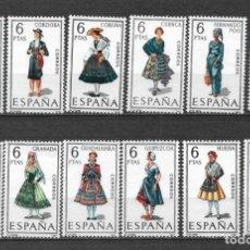 Selos: ESPAÑA 1968 ** NUEVOS EDIFIL 1839/1850 - 6/14. Lote 284170608