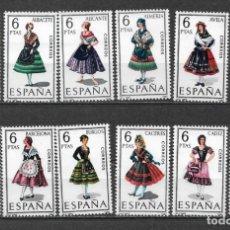Selos: ESPAÑA 1967 EDIFIL 1767/1778 ** NUEVOS - 6/15. Lote 171802123