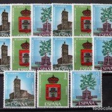 Sellos: 1720-22, CINCO SERIES NUEVAS, SIN CH. GUERNICA.. Lote 171915613