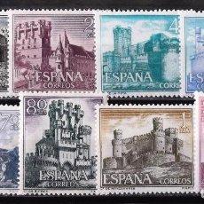Sellos: 1738-45, SERIE NUEVA, SIN CH. CASTILLOS.. Lote 171919732