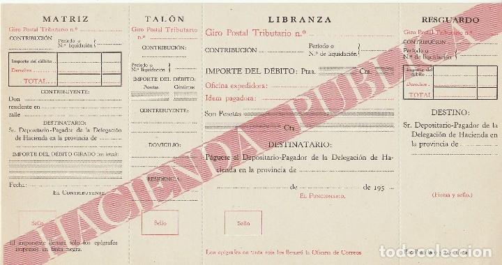 Sellos: Sobre : ADMINISTRACIÓN PÚBLICA. GENERAL FRANCO y CASTILLO de la MOTA.1958. - Foto 3 - 172289345