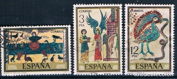 Sellos: ESPAÑA PINTORES USADOS 7 FOTOGRAFÍAS - Foto 5 - 172659137